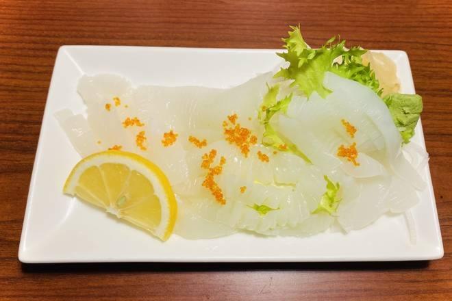Ika Sashimi [Squid] (8 pcs) Image