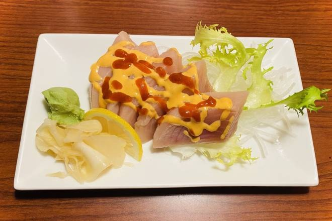 Spicy Tuna Sashimi (5 pcs) Image