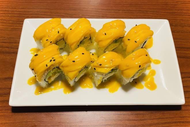 192. Mango Dragon Roll (8 pcs) Image