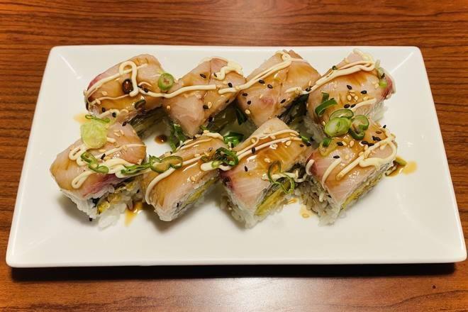 193. Osaka Dragon Roll (8 pcs) Image