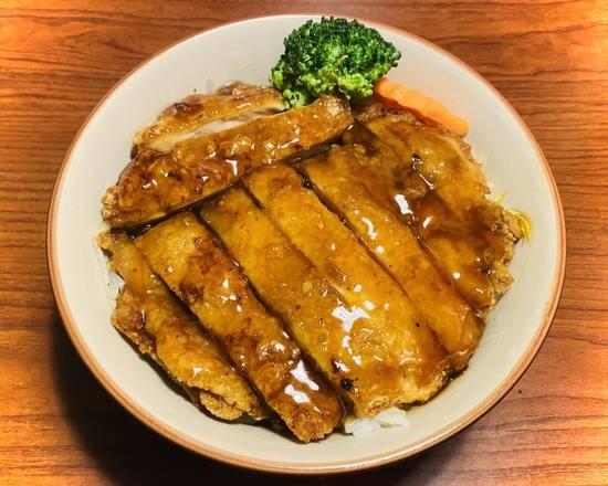 Chicken Teriyaki Don Image