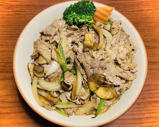 Beef Teriyaki Don Image