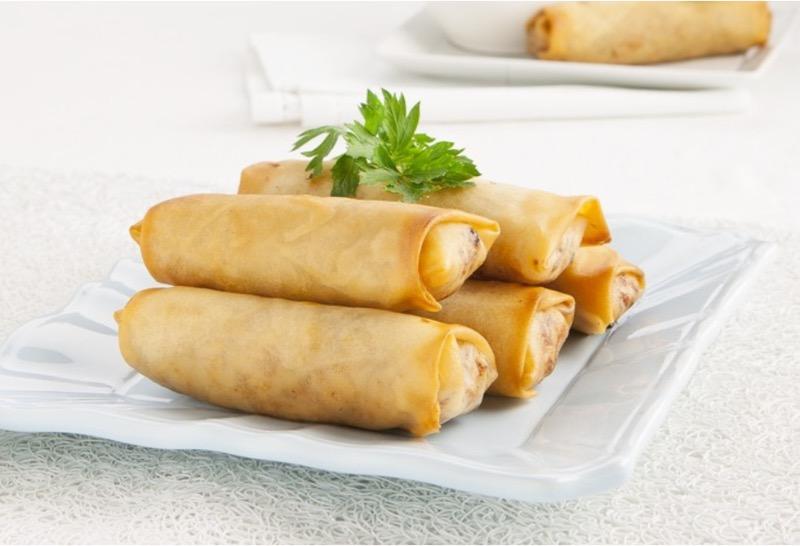 Veggie Rolls-Deep Fried (5) Image