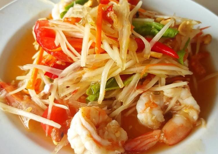 Som Tum (Papaya Salad) Image