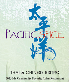 Pacific Spice - Woodstock