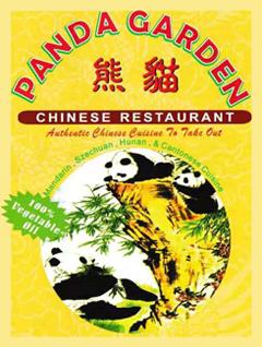 Panda Garden - Woodstock