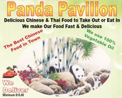 Panda Pavilion - Stratford