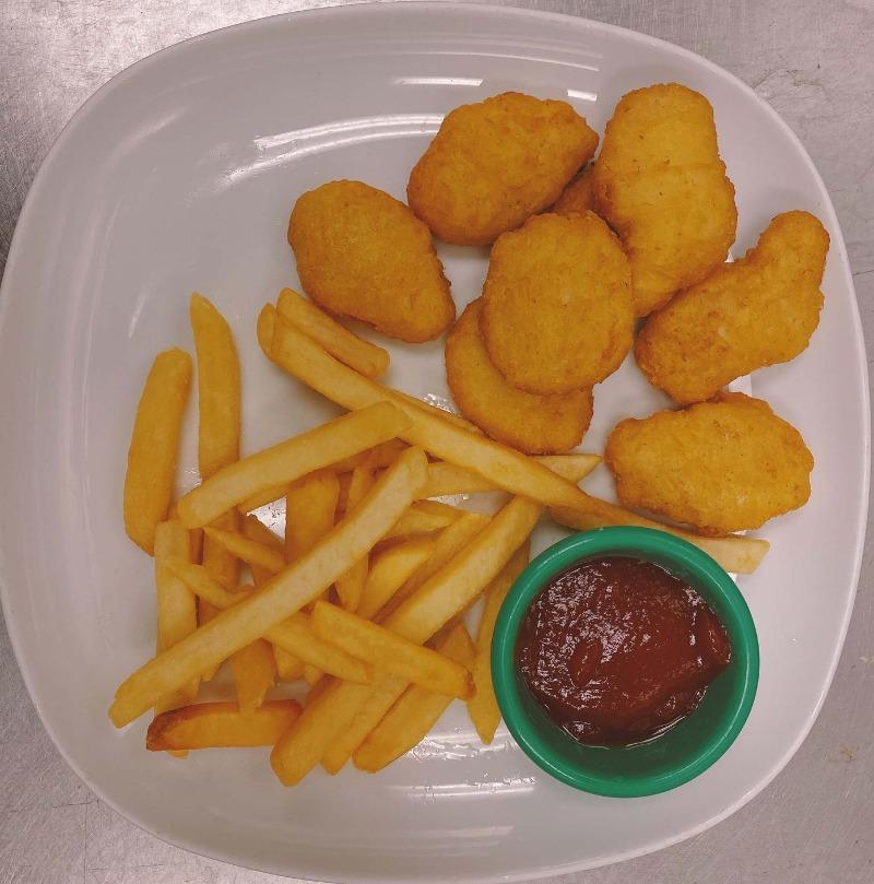 K1. Kid's Chicken Nugget (6)