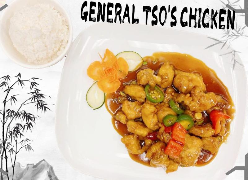 H5. General Tso's Chicken Image