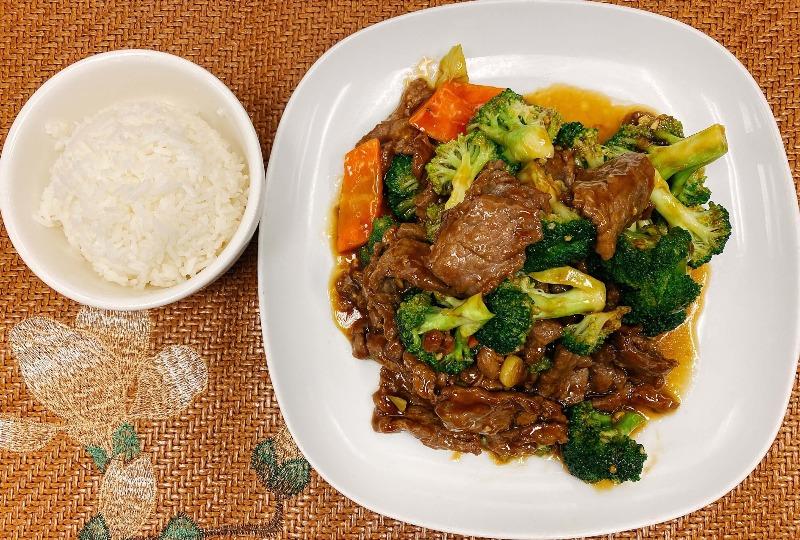 L9. Broccoli Beef Image