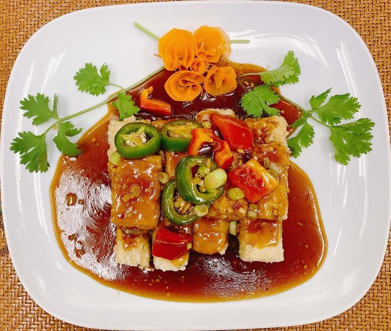V4. General Tso's Tofu