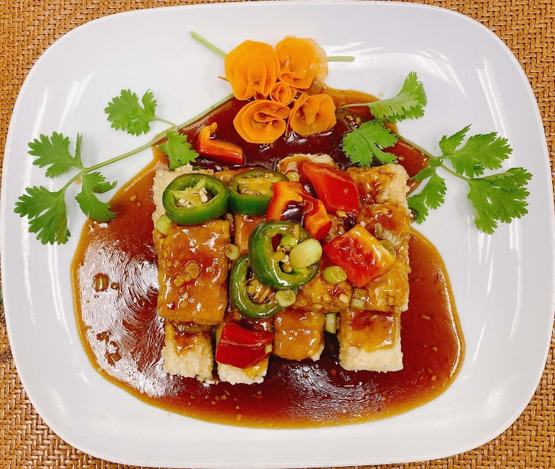 V4. General Tso's Tofu Image