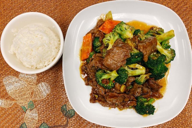 B2. Broccoli Beef Image
