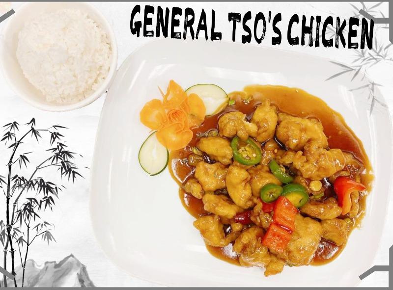 L7. General Tso's Chicken Image