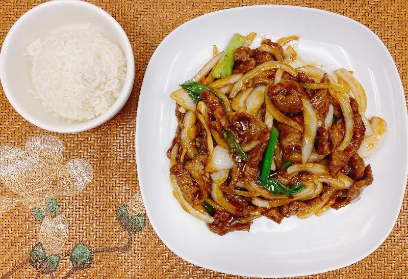 B1. Mongolian Beef Image