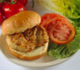 Grilled Italian Chicken Sandwich Image
