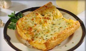 Cheesy Garlic Bread Image