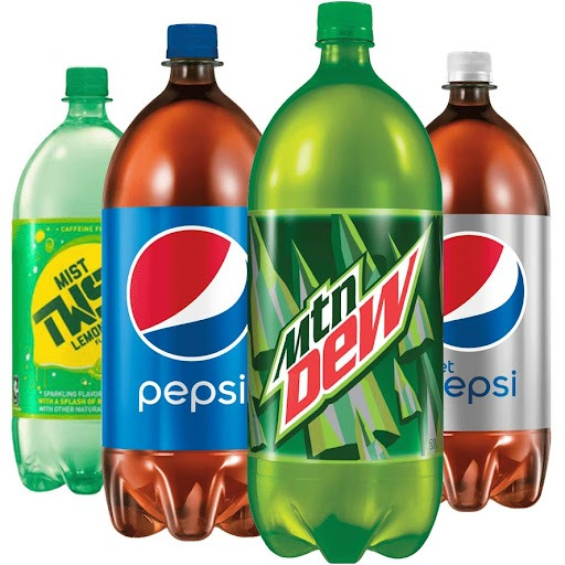 2-Liter Bottle