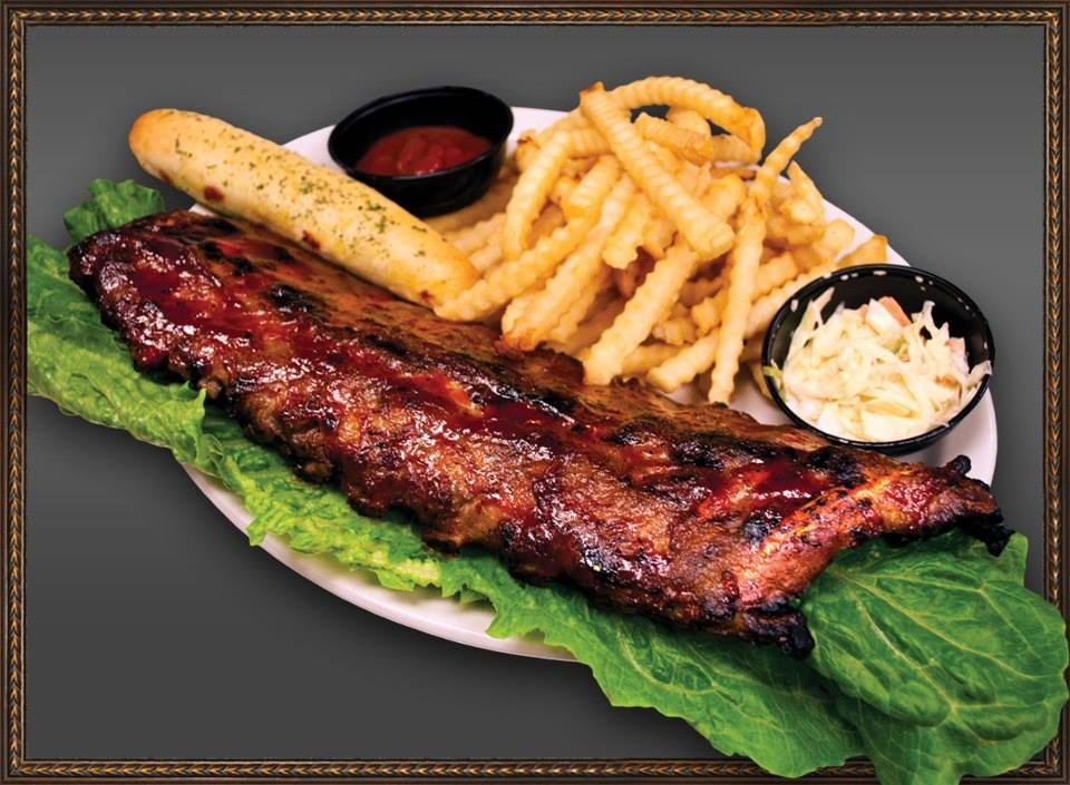 Papa's Famous Baby Back Ribs