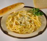 Fettuccini Alfredo Image