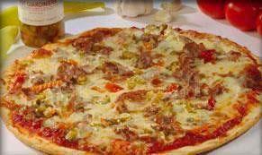 Saverio's Beef & Giardiniera