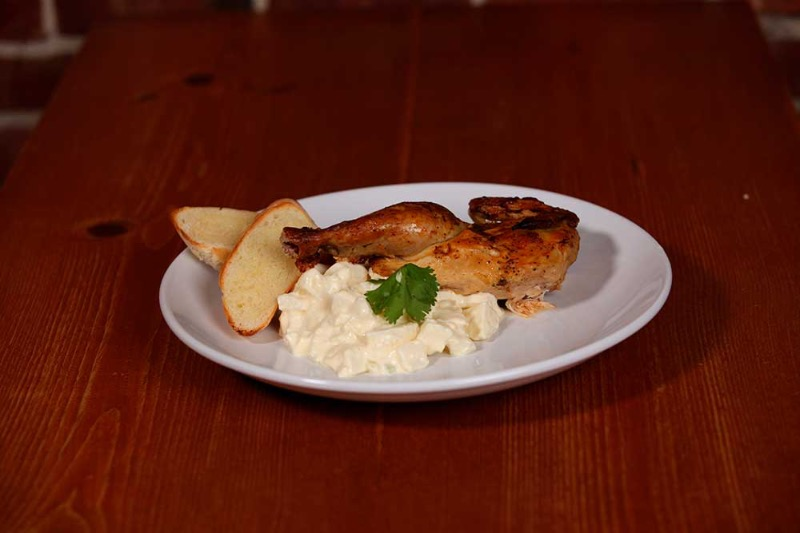 Roasted Chicken Image