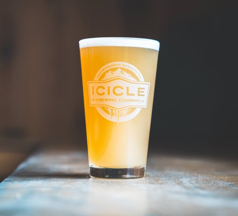 Icicle Brewing Company Beer