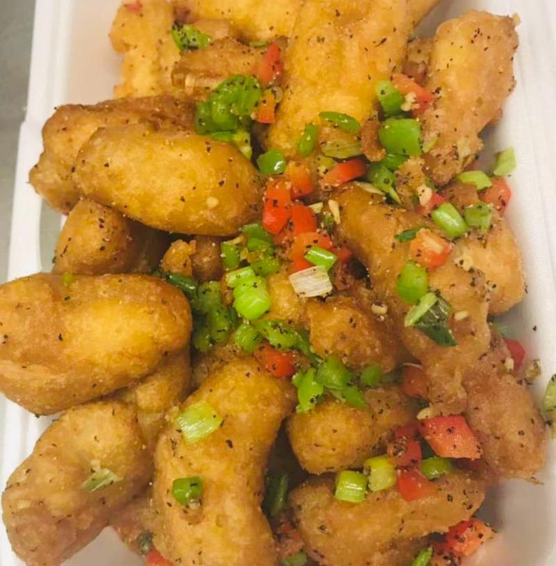 C3. Salt & Pepper Shrimp Image