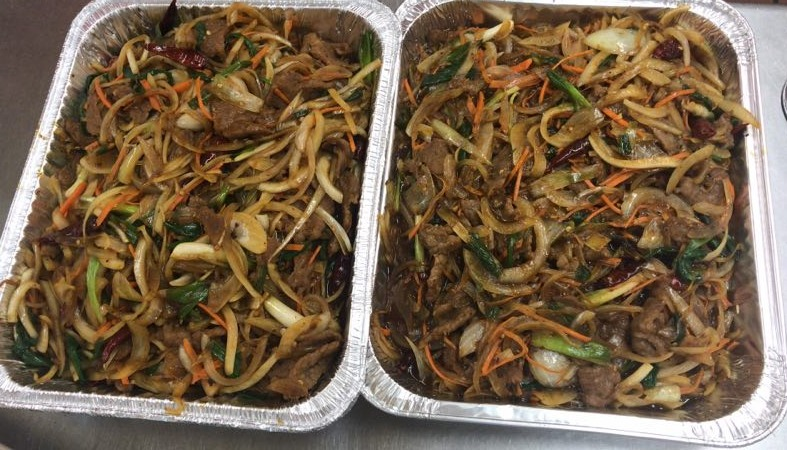 Mixed Vegetables Beef Image