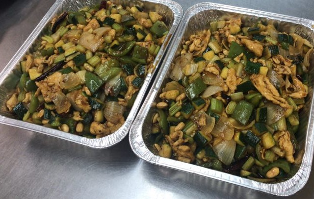 Mixed Vegetables Chicken Image
