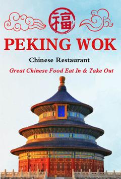 Peking Wok - Columbus