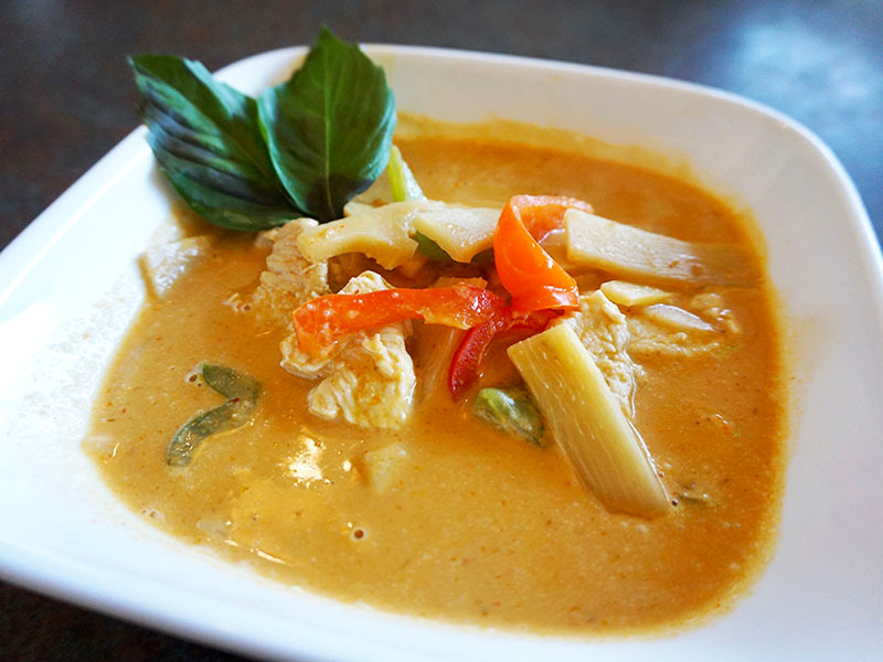 41.Red Curry (GF)(VG)