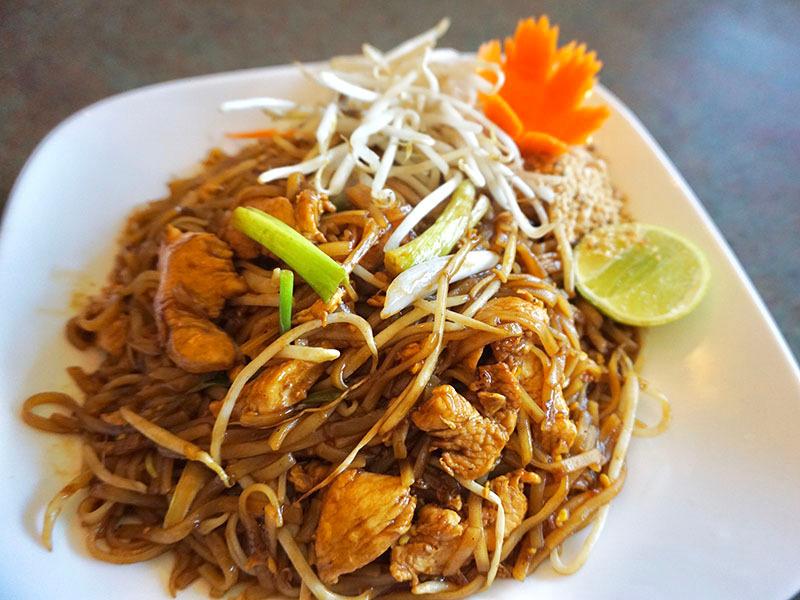 61.Pad Thai (GF) Image