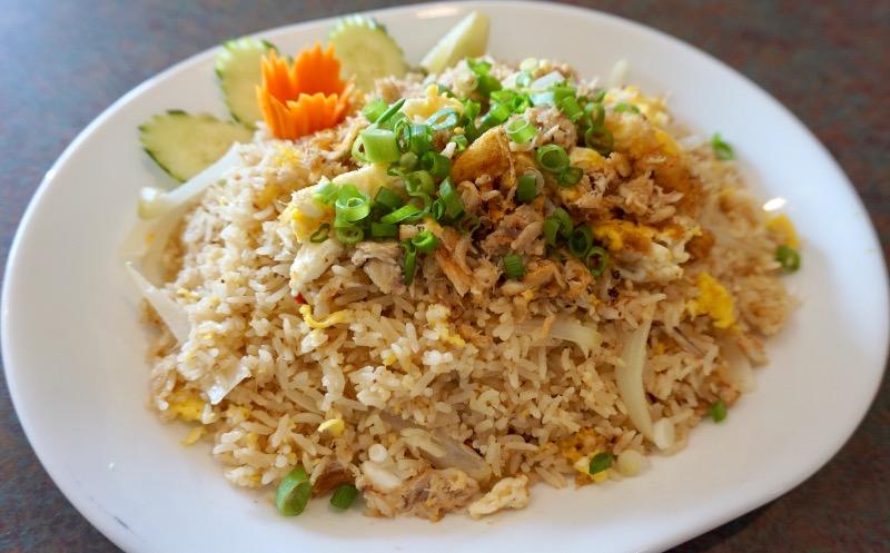 S-4 Crab Fried Rice (GF)