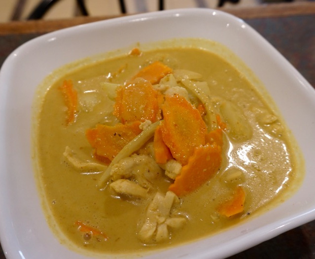 L-11 Yellow Curry Image