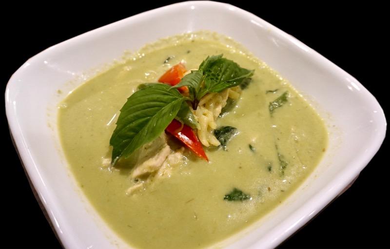 42.Green Curry (GF)(VG)