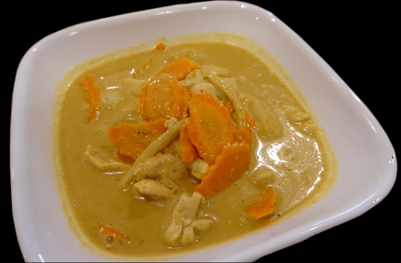43.Yellow Curry (GF)(VG) Image