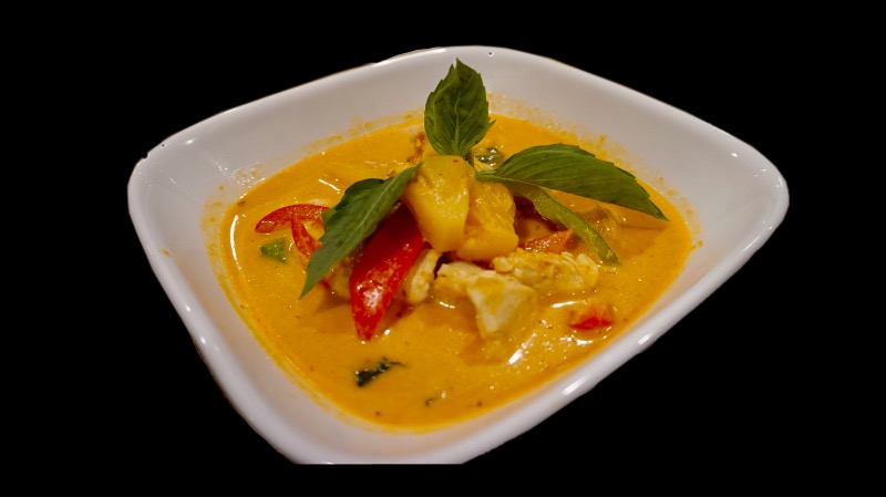 47.Pineapple Curry (GF)(VG) Image