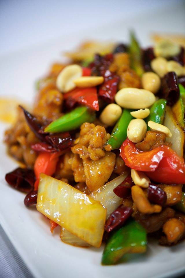 L15. Kung Pao Chicken Image