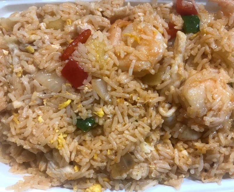 R 9. Pineapple Fried Rice Image