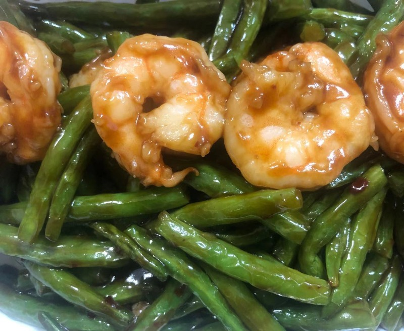 50. Shrimp w. String Bean Image