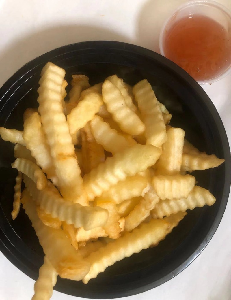 F 7. French Fries Image