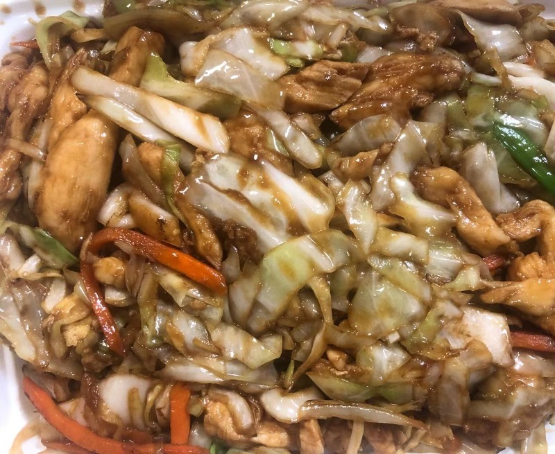 MS 2. Moo Shu Chicken Image