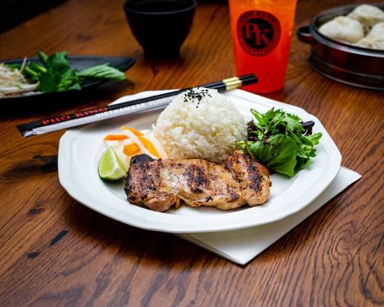 R3. Grilled Chicken Over Rice