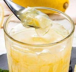 Citron Honey Tea (Cold) Image