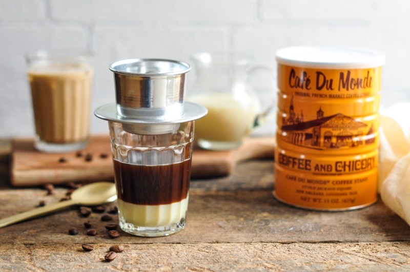 Vietnamese Style Coffee