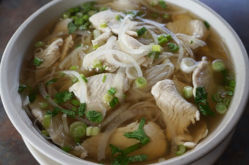 Chicken Noodle Soup - Pho Ga