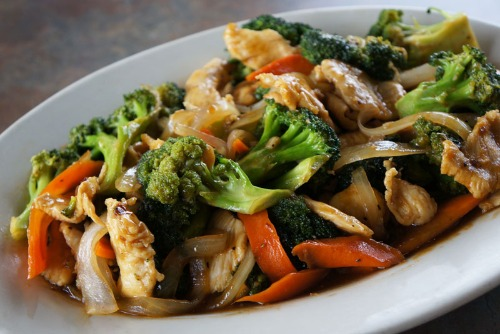Stir Fried Entree