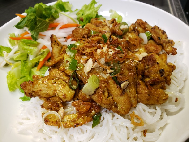 Rice Vermicelli Noodle Bowls - Bun Image