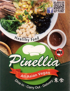 Pinellia Vegan - South Bend